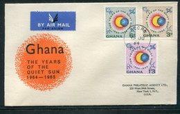 Ghana / 1964 / Mi. 170-172 FDC (18415) - Ghana (1957-...)