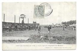 Jouy Le Chatel Comice Agricole Exposition Des Machines - Autres Communes