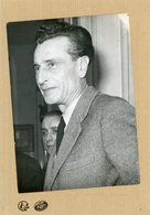 Photo Originale Affaire BARANES .   EMMANUEL D'ASTIER DE LA VIGERIE - Guerra, Militares