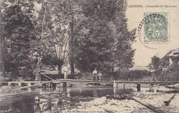 Haute-Marne - Leffond - Passerelle De Quaiqueur - Francia