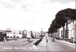 Gasoline Benzina AGIP A Benevento Rione Libertà Anni '60 - Benevento