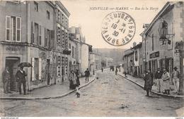 52-JOINVILLE SUR MARNE-RUE DE LA HARPE-N°R2044-F/0163 - Joinville