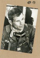 Photo Originale  GUERRE AU LIBAN  1978  . LE COLONEL SALVAN  Gravement Blessé - Guerre, Militaire