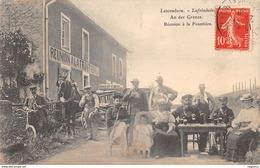 54-LAFRIMBOLE-CAFE REUNION A LA FRONTIERE-N°R2044-H/0221 - France