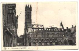 Nieuwpoort-Stad 1940 Halle - Nieuwpoort