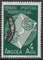 Angola – 1949 UPU Used Stamp - Angola