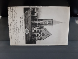 Facade De L'Église D'ITTRE (Notre-Dame)obl En 1900 - Ittre