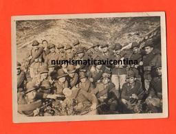 Regia Guardia Di Finanza Addestramento Di Gruppo 1937 - Guerra, Militari