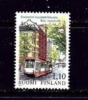 Finland 618 MNH 1979 Streetcar - Finland