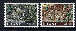Iceland B21-22 Hinged 1967 Set - Iceland
