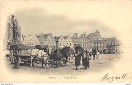 62-ARRAS-LA GRANDE PLACE-N°R2046-D/0093 - Arras