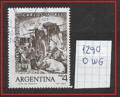 ARGENTINA -  1964 Argentine Painters - Carlos Morel    Ø - Used Stamps