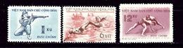 North Vietnam 102-04 NH 1959 Sports - Vietnam