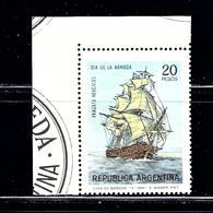Argentina 894 MNH 1969 Navy Day (Sailing Ship) - Argentina