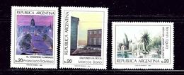 Argentina 1490-92 MNH 1984 Paintings - Argentina