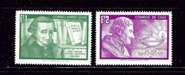 Chile 369 And C282 MLH 1968 Juan Molina - Chile