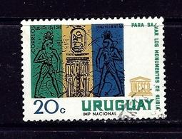 Uruguay 713 Used 1964 Issue - Uruguay