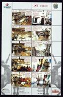 Venezuela 1729 MNH 2015 Sheet Of 10 - Venezuela