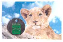 JETON DE CADDY - Trolley Token/Shopping Trolley Chip
