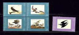 Micronesia 28a And C15 MNH 1985 Birds - Micronesia