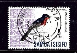 Samoa 268 Used 1967 Bird - Samoa