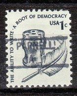 USA Precancel Vorausentwertung Preo, Locals Iowa, Parnell 841 - Vereinigte Staaten