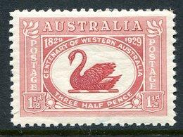 Australia 1929 Centenary Of Western Australia MNH (SG 115) - Mint Stamps