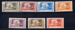 French Polynesia 80-85 And 87 Hinged SCV 2015 $3.45 - French Polynesia
