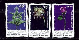 Norfolk Is 633-35 MNH 1997 Christmas - Norfolk Island