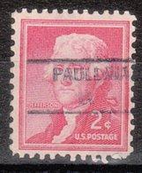 USA Precancel Vorausentwertung Preo, Locals Iowa, Paulilina 841 - Vereinigte Staaten