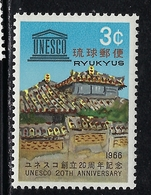 Ryukyu Is 147 MNH 1966 Issue - Ryukyu Islands