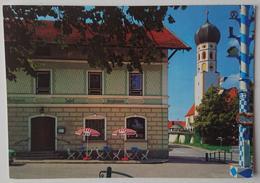 """Munsing Am Starnberger See - Gasthof Und Metzgerei """"Zum Altwirt""""  - Nv G2 - Germania"""