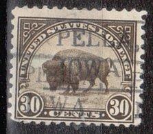 USA Precancel Vorausentwertung Preo, Locals Iowa, Pella 569-479, Double Stamped - Vereinigte Staaten