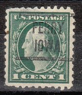 USA Precancel Vorausentwertung Preo, Locals Iowa, Perry 204, Perf. 10x10, Stamp Thin - Vereinigte Staaten