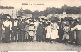 76-ELBEUF-LA FOIRE SAINT GILLES-N°R2048-A/0139 - Elbeuf