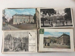 § PORT GRATUIT FRANCE § Lot De 180 Cpa Environ De L'ISERE GRENOBLE Uniquement - Cartes Postales