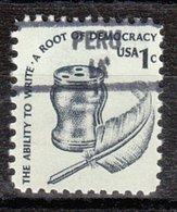 USA Precancel Vorausentwertung Preo, Locals Iowa, Peru 841 - Vereinigte Staaten