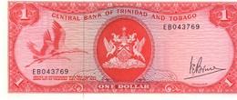 Trinidad & Tobago P.30a 1 Dollar 1977 Unc - Trinidad & Tobago