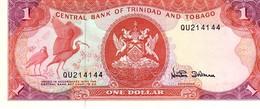 Trinidad & Tobago P.36d 1 Dollar 1985 Unc - Trinidad & Tobago