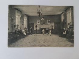 A 1598 - Waremme Pensionnat Des Filles De La Croix Salle De Jeu - Waremme