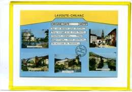 LAVOUTE-CHILHAC -  Telegram Multivues - Francia