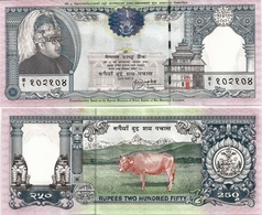 NEPAL       250 Rupees       Comm.       P-42       1997       UNC - Nepal