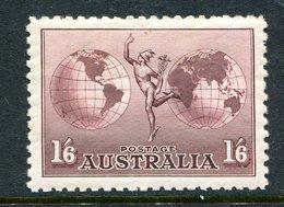 Australia 1934-48 Hermes - P.11 - HM (SG 153) - 1913-36 George V : Other Issues