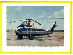 """HELICOPTERE SIKORSKI """"S-58"""".  SABENA.  Cpsm Edit Lander - Elicotteri"""