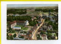 Lambersart. Vue Panoramique. Lambersart-Bourg.  En Avion Au Dessus De.. Edit Lapie N° 27 - Lambersart