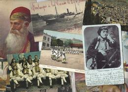 Lot 1795 De 10 CPA Grèce Déstockage Pour Revendeurs Ou Collectionneurs - Cartes Postales