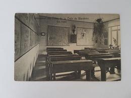 A 1601 - Waremme Pensionnat Des Filles De La Croix Une Classe - Waremme