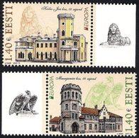 Estonia Estland Estonie 2017 (08) Europa - Castles - Keila Joa - Maarjamae - Estonia