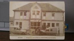Dompierre-sur-Besbre - Inauguration De La Poste - 03.02.89 - CPM - C'est à L'Artichaut Qu'a été Inaugurée La Nouvelle... - Francia