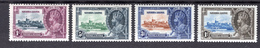 1935 - SIERRA LEONE - Mi. Nr. 151/154 -  LH -  - (K-EA-361388.4) - Sierra Leone (...-1960)